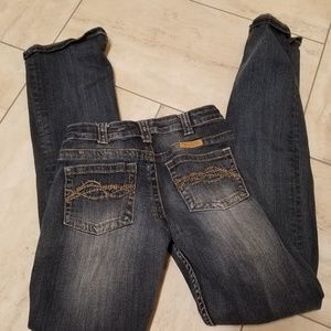 Women's size 27x35 Cowgirl Tuff bootcut jeans
